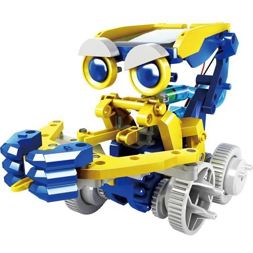 """EdiToys Конструктор Робототехника """"Роботостроение 11в1"""""""