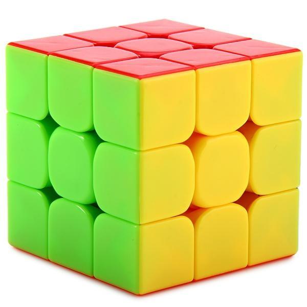 Головоломка Кубик Рубика 3х3 (яркий-3)