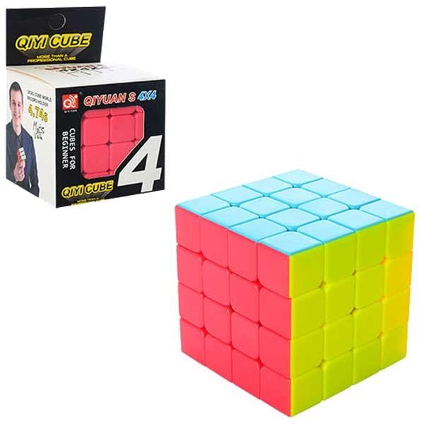 Головоломка Кубик Рубика 4х4 (яркий)