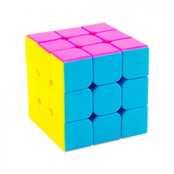 Головоломка Кубик Рубика 3х3 (яркий)