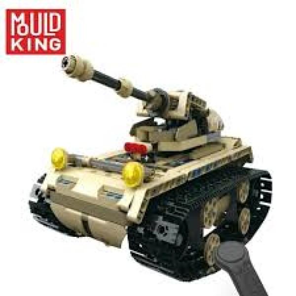 "Mould King Конструктор на р/у ""Танк"" 549дет."