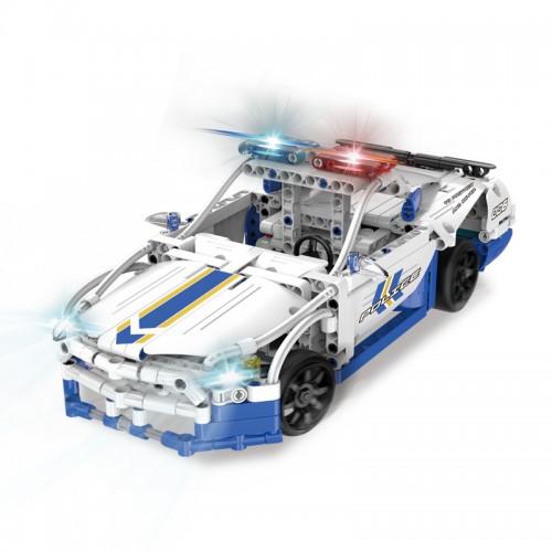 Конструктор CaDA Полицейская машина, радиоуправление, 430 дет.