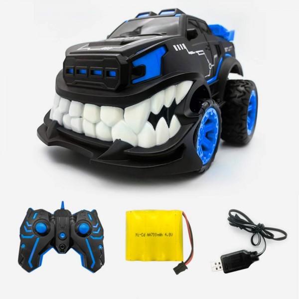 Трюковая машина ANGRY CAR, цвета в ассортименте, 1:18