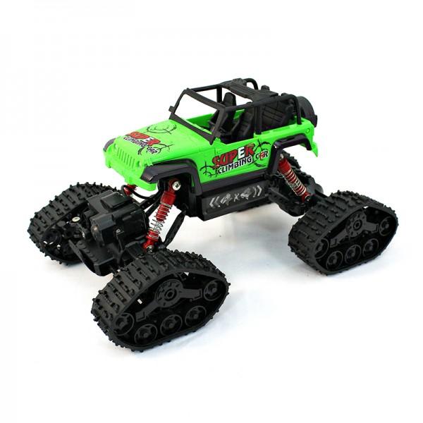 Джип Монстр-1 1:16 со сменными колесами