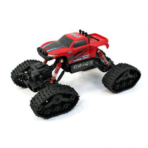Джип Монстр-2 1:16 со сменными колесами