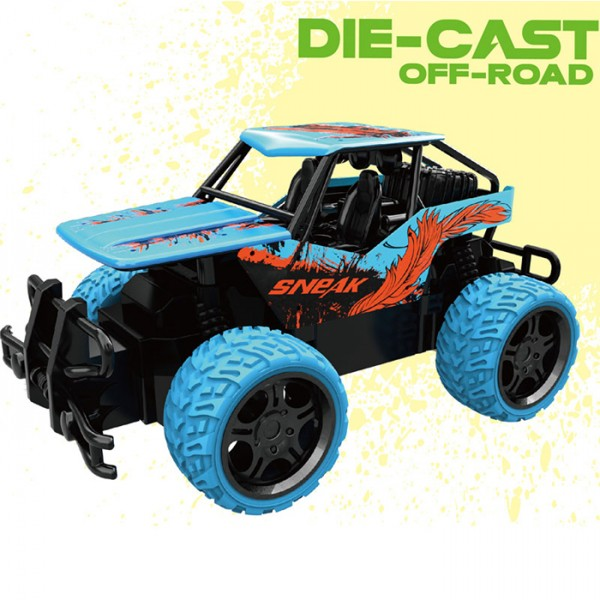 Машина на радиоуправлении OFF-ROAD DIE-CAST 1:18
