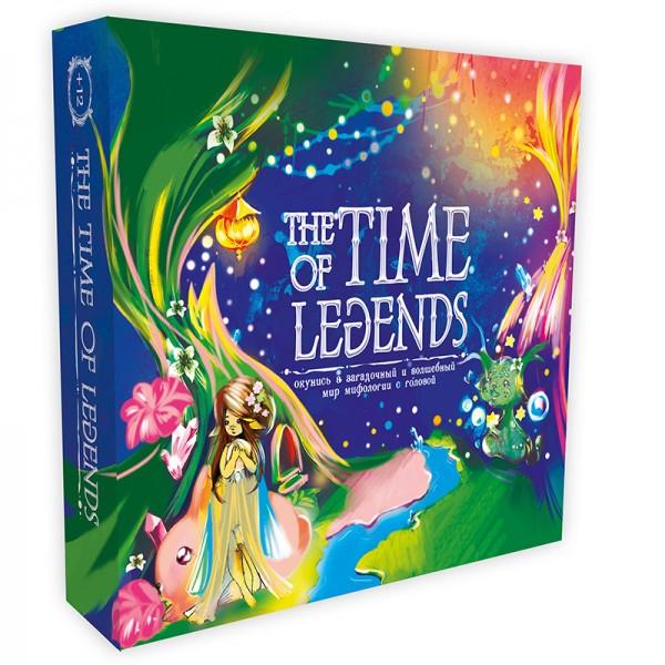 "Настольная игра ""The time of legends"""