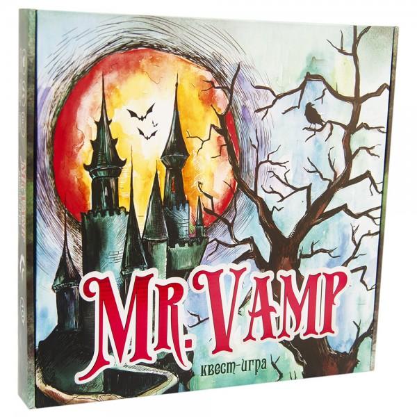 Настольная игра «Mr. Vamp»