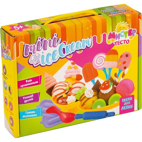 "Набор теста для лепки ""Мистер тесто - mini ice cream"" 71202"