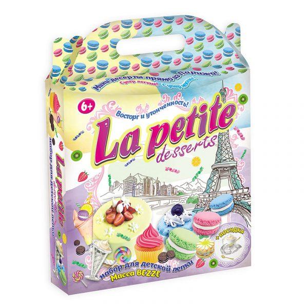 "Набор теста для лепки ""La petite Deserts""  71309"