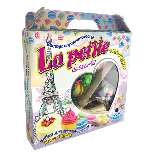"Набор теста для лепки ""La petite Deserts""  71310"