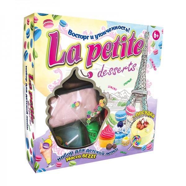 "Набор теста для лепки ""La petite Deserts""  71311"